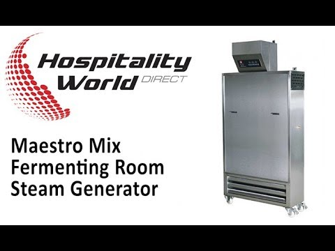 Maestro Mix Fermenting Room Steam Generator