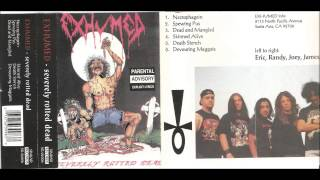 EXHUMED- Severely Rotted Dead Demo1992 [FULL DEMO]