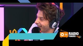 Blas Cantó nos hace flipar con su voz en directo en Radiotubers