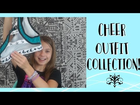 CHEER OUTFIT COLLECTION Mp3