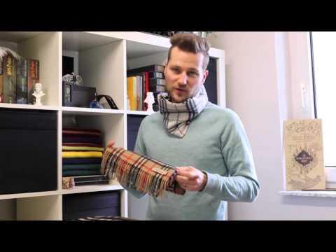 Meine Burberry Schals