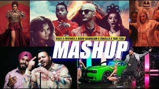 Buzz / Friends / Daru Badnaam / Swalla / Taki Taki | DJ Harshal Mashup | Sunix Thakor
