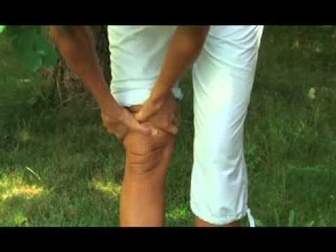 Arten von Kniegelenk verletzt