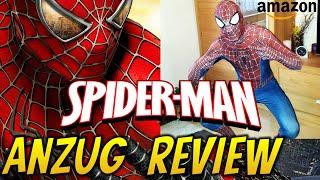 Spider-Man 3 Amazon Kostüm UNBOXING & REVIEW: die freundliche Spinne aus der Nachbarschaft? |deutsch