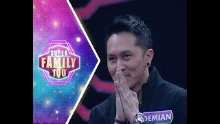 Berapakah Poin Yang Berhasil Di Depat Oleh Demian Di Babak Super Bonus? - Super Family 100