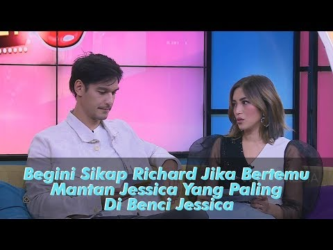RUMPI - Ini Sikap Richard Jika Bertemu Mantan Jessica (18/6/19) Part 2