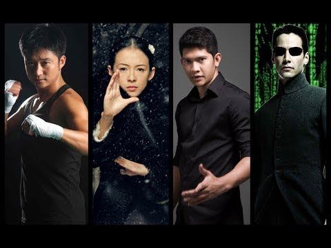 Top 20 of The best Martial Arts Actors ( Part 1 )