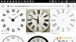 Mandela Effect  (Roman Numeral Clock Numbers Have Turned Upside Down)