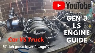 Shop Talk: Ls engine guide