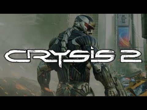 Crysis 2 - The Invisible Man Returns