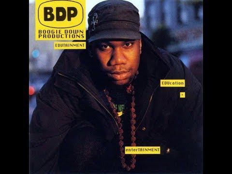 Hip Hop Album Review Part 201: Boogie Down Productions Edutainment Part 1
