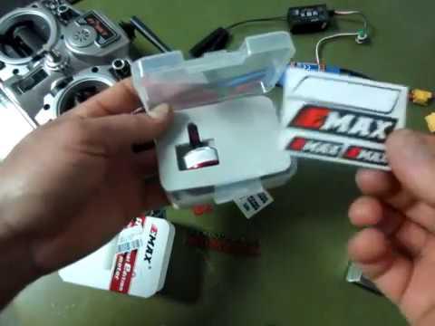 4X Emax RS2306 White Edition 2400KV 3-4S Racing Brushess Motor For FPV Racing