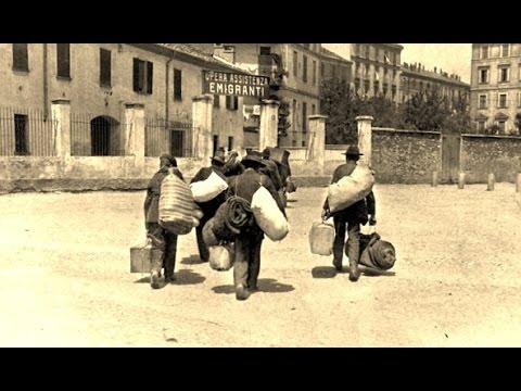 Storia d`emigrante (Canti popolari) di Teresa Merante version