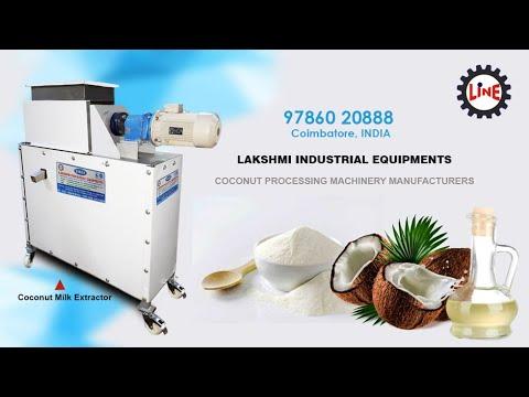Extra Virgin Coconut Oil Extraction Machine