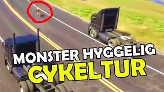 CYKELTUREN! (Grand Theft Auto V)   Mewkel