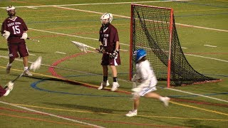 Brodeur saves the day for East Lyme lacrosse