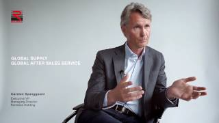 Rulmeca Interview with Executive Vice President and Managing Director Carsten Spanggaard