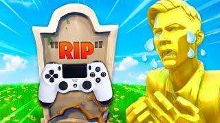 RIP Controller players... (Fortnite UPDATE)