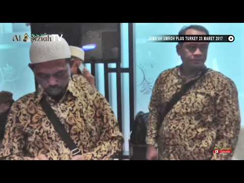 Jama'ah Umroh AL AZIZIAH 23 maret 2017