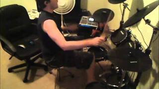 Falconer - Decadence of Dignity (Drum Cover)