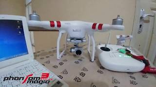 How-to: Disable NFZ (No-Fly Zone) DJI Phantom 3 | EndlessVideo
