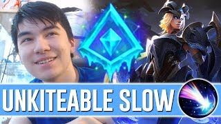 NEW KEYSTONE MAKES SHYVANA UNKITABLE ! PERMASLOW GLACIAL AUGMENT BUILD !  !