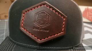 Handmade Leather Patch Hat - Why So Expensive!?