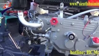 Giới thiệu máy xới đất đa năng GXN61