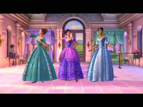 (HD) Alle Für Eine - Barbie und die 3 Musketiere