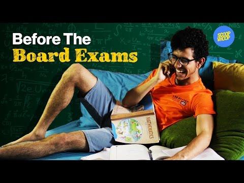 Before the Board Exams- Scoopwhoop (Mirinda )
