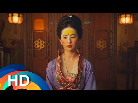 Mulan (2020) - Hoa Mộc Lan - Official Teaser Trailer Vietsub - Live-action Disney 2020