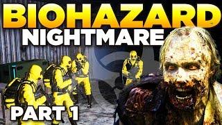 BIOHAZARD - Helvan Incident [Stage 1] ARMA 3