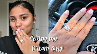 SHE SAID YES Finally Getting My Dream Ring!