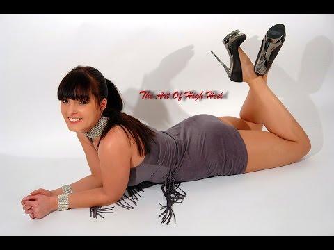Fashion & High Heel Shooting mit VANESSA No.2