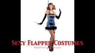 Sexy Flapper Costumes