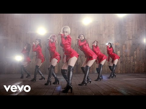 AOA - Like a Cat видео