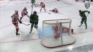 2019 Gagarin Cup, Avtomobilist 1 Salavat Yulaev 2 OT, 18 March 2019 (Series 1-2)