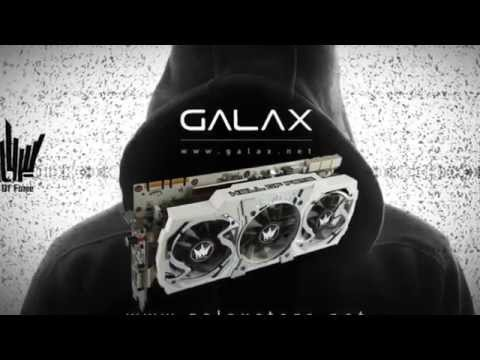 Galaxstore.net Black Friday Sale Galax Nvidia Geforce Graphics cards, SSD's