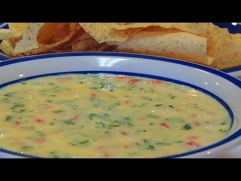 Video Betty's Mexican Queso Blanco Dip