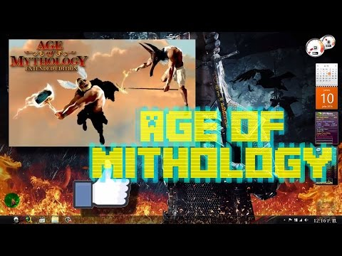 age of mythology pc game download