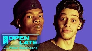 Open Late with Peter Rosenberg - Pete Davidson, Lil Baby, and We Make Smoothies With Ace Hood