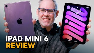 iPad mini 6 Review — This Changes EVERYTHING!