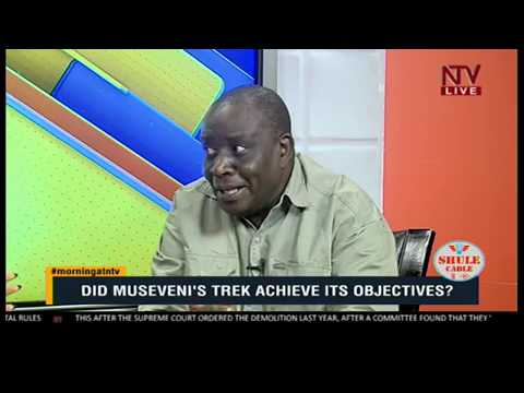 KICKSTARTER: Did Museveni's trek achieve it's objectives?