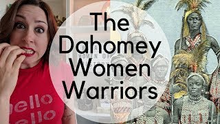 The Dahomey Women Warriors | Inspiration For The Women In The Black Panther Movie