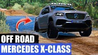 OFF ROAD İÇİN HAZIRLANAN MERCEDES X-CLASS !!