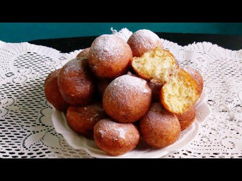 Творожные шарики Вкуснятина за считанные минуты / Cottage cheese balls