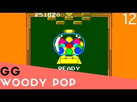 Game Gear Longplay #12: Woody Pop
