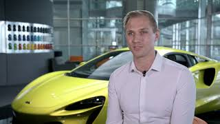 [오피셜] McLaren Tech Club - Episode 35 - The 765LT Gearbox Process