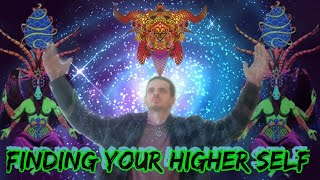 HIGHER SELF GUIDED MEDITATION-FINDING Divinity Within-Creating Godform & Learning How to Manifest