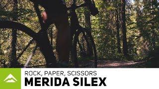 Новый Merida Silex - камень, ножницы, бумага